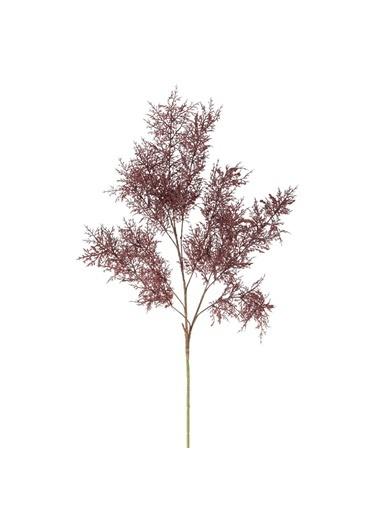 Çiçekmisin Çok Dallı Yabani Çalı Yapay Bitki Bordo